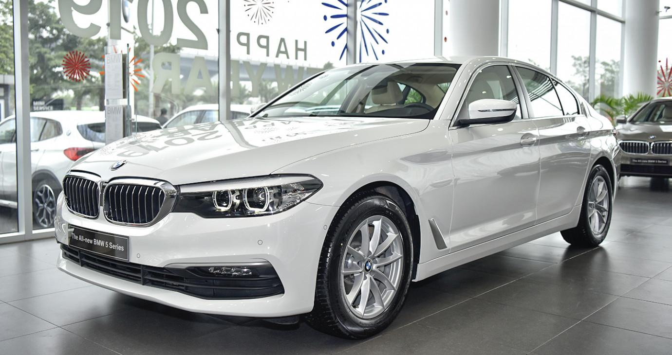 Gần 2,4 tỷ đồng, BMW 520i 2019 có gì đáng chú ý?