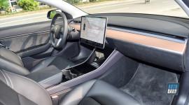 Ảnh chi tiết Tesla Model 3 đầu tiên về Việt nam