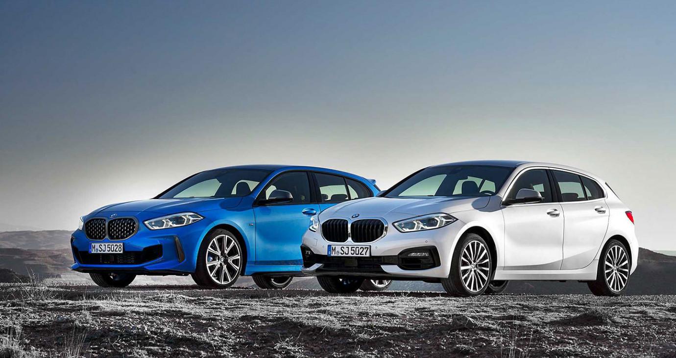BMW 1-Series 2020 ra mắt: Lột xác hoàn toàn