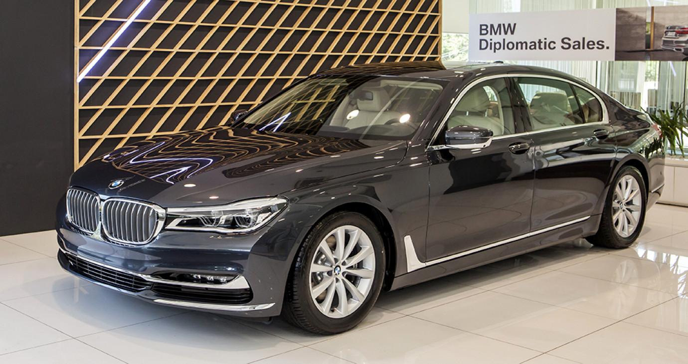 Những điểm nổi bật giúp BMW 730Li thu hút đại gia Việt