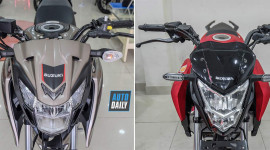 Chọn Suzuki GSX-150 Bandit 2018 hay Honda CB150R Streetfire 2019?