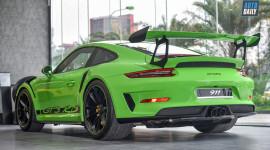 Ảnh chi tiết Porsche 911 GT3 RS 2019 giá gần 16 tỷ tại Việt Nam