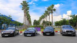 Trải nghiệm xế sang Maserati tại hành trình thượng lưu Summer Wanderlust