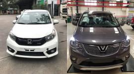 Chọn Vinfast Fadil 359 triệu hay chờ Honda Brio chưa có giá?