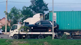 SUV siêu sang Rolls-Royce Cullinan thứ 2 về Việt Nam
