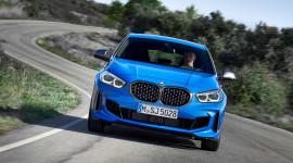 BMW 1-Series 2020 chốt giá từ 30.925 USD, cạnh tranh với A-Class