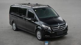 Ảnh chi tiết Mercedes-Benz V250 độ nội thất siêu sang giá hơn 3 tỷ