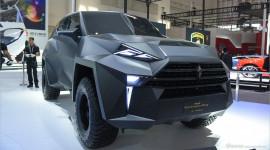 Đại gia châu Phi đặt mua SUV đắt nhất thế giới Karlmann King