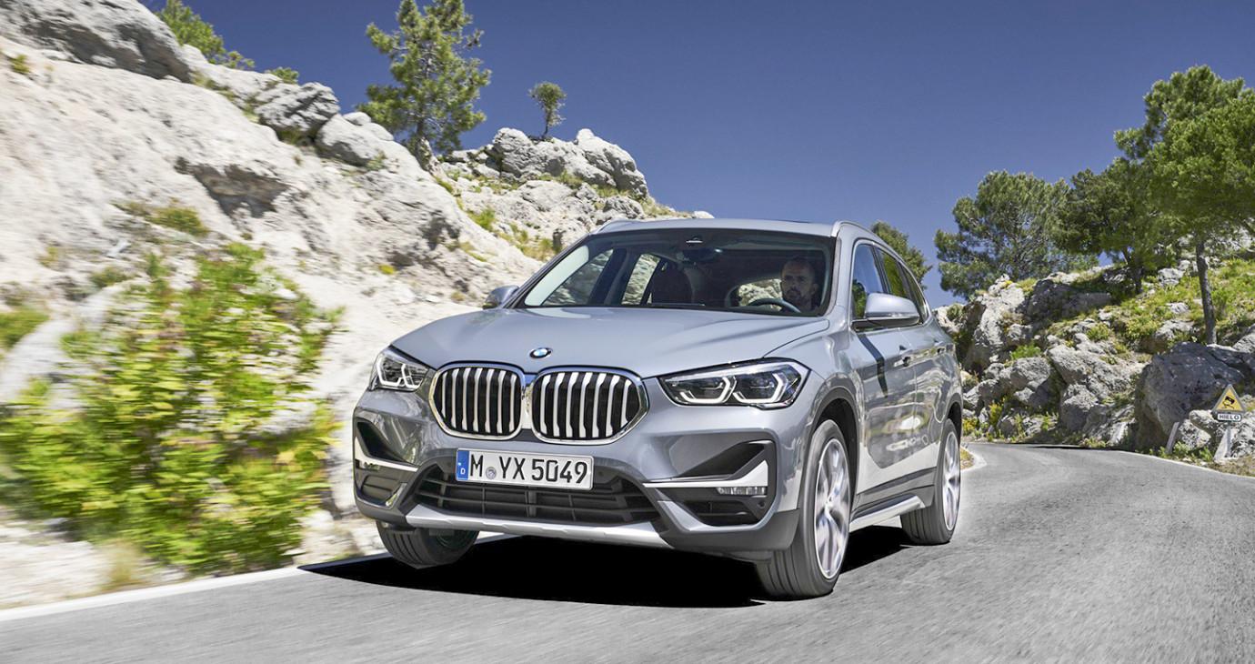BMW X1 2020 có giá khởi điểm từ 36.475 USD