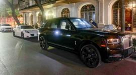 Siêu phẩm Rolls-Royce Cullinan thứ 3 về Việt Nam