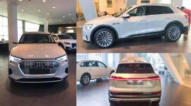 Audi Etron đầu tiên về Việt Nam, chưa có kế hoạch phân phối