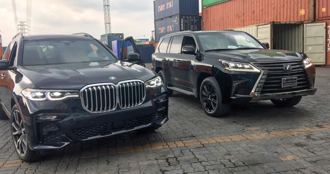 BMW X7 2019 đổ bộ thị trường Việt Nam, giá gần 7 tỷ đồng