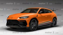 Xem trước siêu SUV Lamborghini Urus phiên bản hiệu suất cao