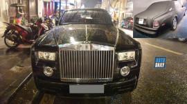 Rolls-Royce Phantom từng nằm phủ bụi tái xuất tại Hà Nội