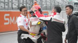 Đua 4 giờ liên tục, Honda Racing Vietnam cán đích ở vị trí 22/46 đội