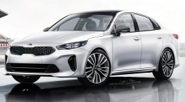 Xem trước thiết kế ngoại thất của Kia Optima 2021