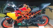 KTM RC 390 MotoGP Edition đầu tiên về Việt Nam, giá hơn 150 triệu