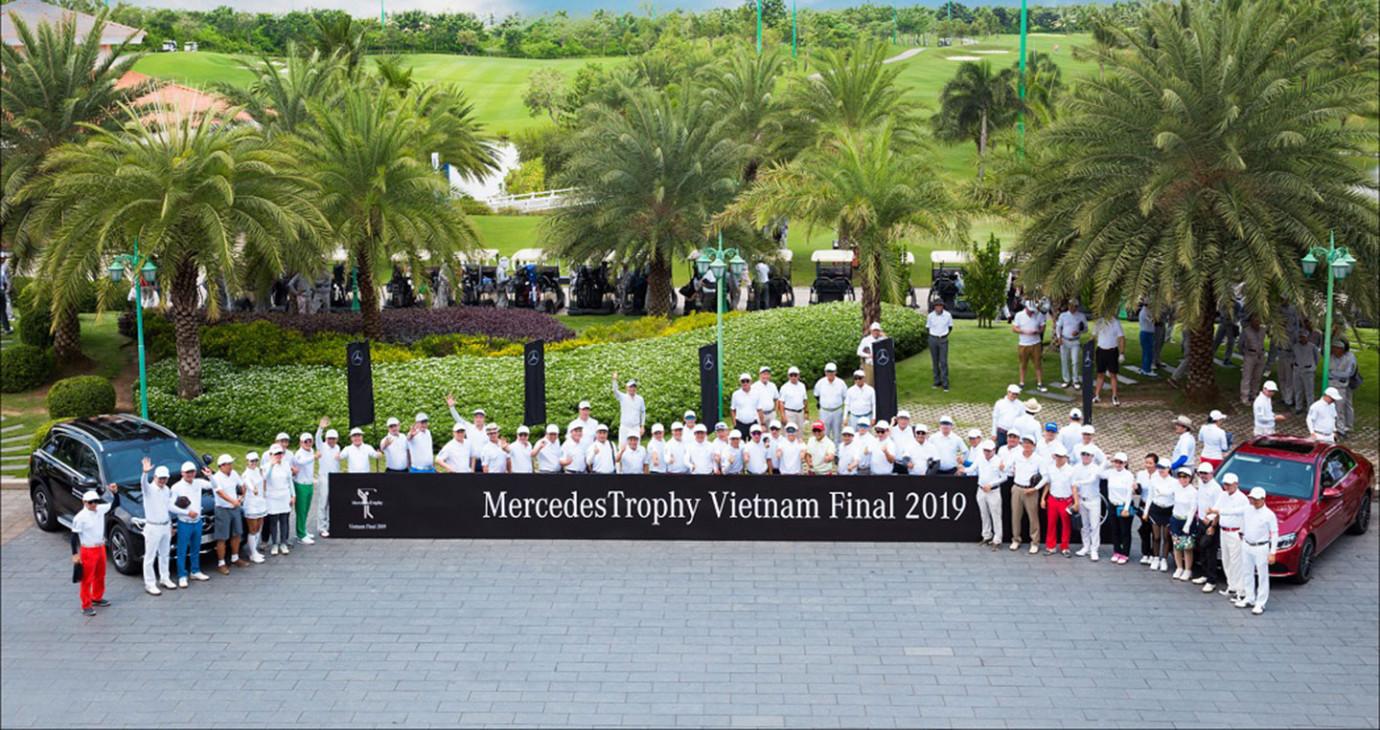 7 gương mặt đại diện Việt Nam tham dự VCK MercedesTrophy Châu Á 2019