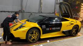 Lamborghini Murcielago mui trần độc nhất VN sẽ tham dự Car Passion 2019