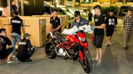 """""""Đập thùng"""" Ducati Hypermotard 950 2019 đầu tiên tại Việt Nam"""