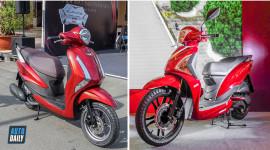 Tầm giá 40 triệu đồng, chọn SYM Fancy hay Yamaha Latte?