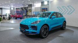 Porsche Macan 2019 ra mắt khách hàng Việt dưới góc nhìn nhiếp ảnh
