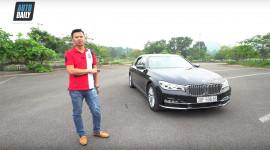 BMW 730Li có gì để THUYẾT PHỤC khách hàng?