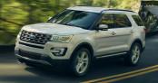 1,2 triệu xe Ford Explorer bị triệu hồi vì lỗi hệ thống treo