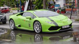 Lamborghini Huracan của đại gia Nam Định dự Car Passion 2019