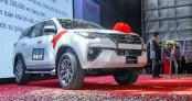 Phân khúc SUV 7 chỗ tháng 5/2019: Toyota Fortuner giữ vững ngôi vương