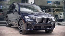 Chi tiết BMW X7 2019 giá 7 tỷ cạnh tranh Lexus LX570 tại Việt Nam