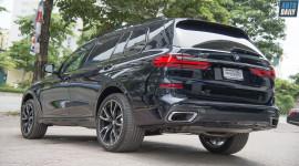 Ảnh chi tiết BMW X7 xDrive 40i 2019 giá 7 tỷ đồng