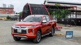 Doanh số xe bán tải tháng 5/2019 tăng tốc trở lại