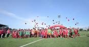 Khởi động trại hè bóng đá thiếu niên Toyota 2019