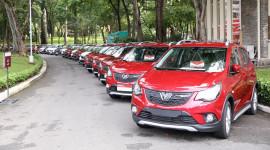 650 xe VinFast Fadil đầu tiên được giao đến tay khách hàng Việt