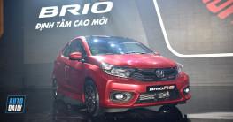 Honda Brio chính thức ra mắt thị trường Việt, giá từ 418 triệu