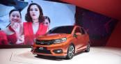 Sáng nay, Honda Brio ra mắt thị trường Việt