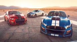 Siêu xe cơ bắp Mustang Shelby GT500 2020 mạnh tới 760 mã lực