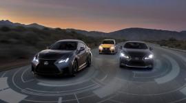 Safety System+ là trang bị tiêu chuẩn trên toàn bộ xe Lexus phiên bản 2020
