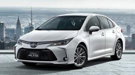 Toyota Corolla Altis mới sắp ra mắt thị trường Đông Nam Á