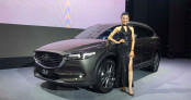 Mazda CX-8 chính thức ra mắt tại Việt Nam