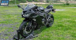 "Kawasaki Ninja ZX-6R 2019 – ""Khắc tinh"" Yamaha YZF-R6 cập bến Việt Nam"