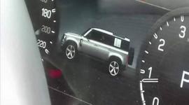 Rò rỉ thiết kế ngoại thất của Land Rover Defender 2020
