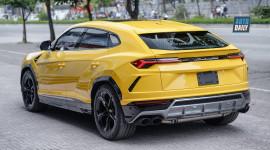 Ảnh chi tiết Lamborghini Urus hơn 20 tỷ đồng tại Việt Nam