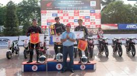 """Nguyễn Đức Thanh - Tân binh """"nhút nhát"""" của Honda Racing Vietnam"""