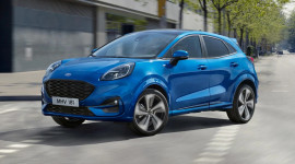 Ford Puma 2020 ra mắt, cạnh tranh Hyundai Kona