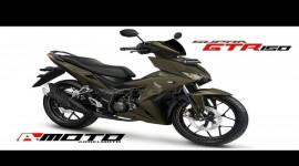 Đây có thể là Honda Winner X sắp ra mắt tại Việt Nam