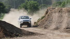 Đội đua Offroad Racing AKA tranh tài tại Giải đua xe địa hình đối kháng KOK