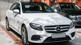 Mercedes-Benz E-Class mới sắp ra mắt tại Việt Nam