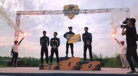 Tay đua PAC Racing vô địch chặng đầu tiên giải đua xe địa hình đối kháng KOK 2019